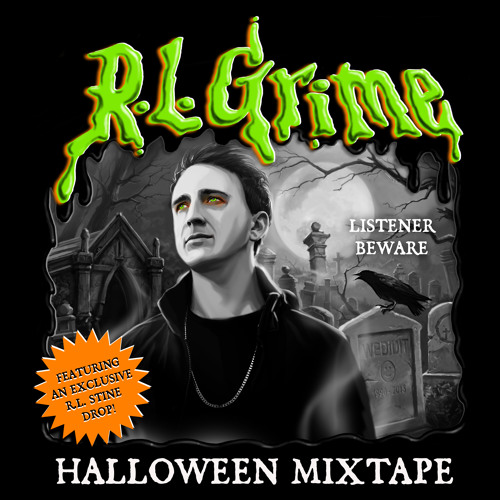 RL Grime - Halloween Mix 2013