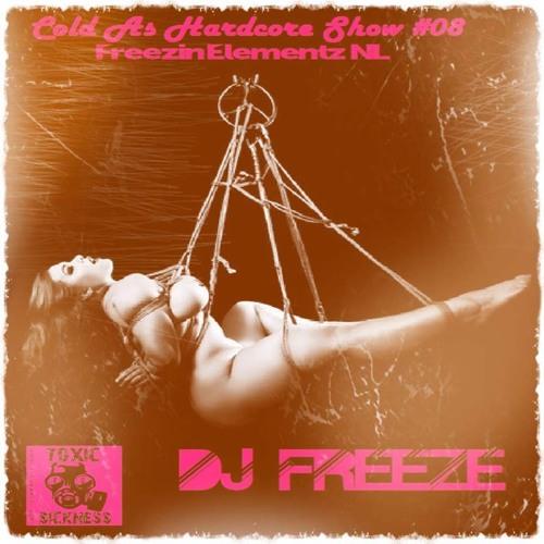 DJ FREEZE (NL) ON TOXIC SICKNESS RADIO | COLD AS HARDCORE SHOW # 08 | 30.10.13