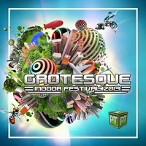 James Dymond - Live At Grotesque Indoor Dance Festival 2013 [19.10.13]