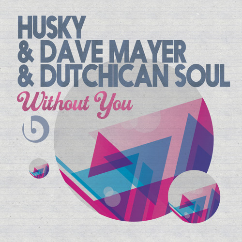Dutchican Soul, Dave Mayer & Husky  - Without You (Husky's Bobbin Head Pass) 128 Sample