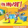 As Vogais  - CD : Vem Louvar - Luciano Collares