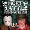 Freddy Krueger vs Jason Voorhees. Epic Rap Battle Parodies 27.