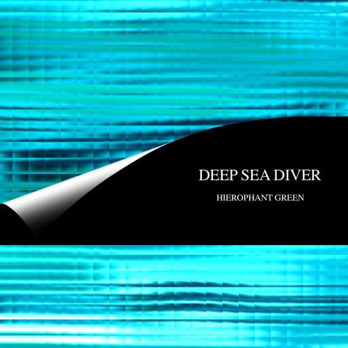 "HIEROPHANT GREEN "" DEEP SEA DIVER """