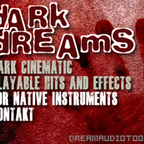 Dark Dreams for Kontakt