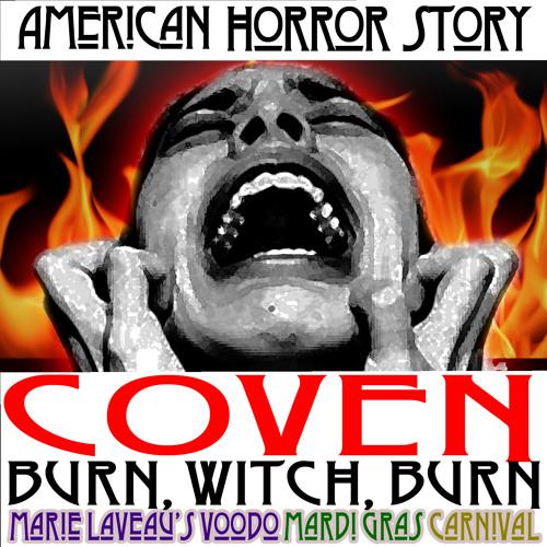 """Burn,Witch,Burn!"" (Marie Laveau's Voodoo Mardi Gras Carnival mix) by DJ THANOS"