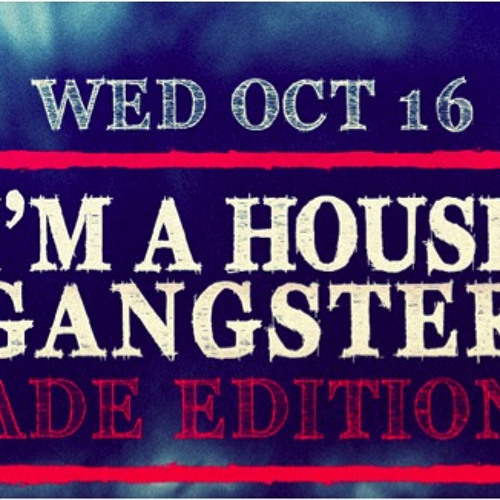 Ramon Tapia @ I'm a House Gangster - ADE Special - Studio 80 (16-10-2013)