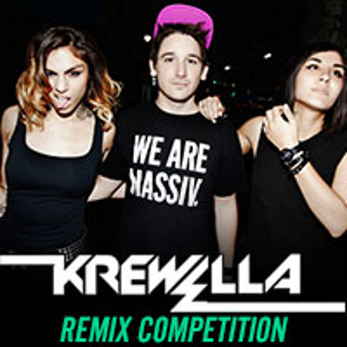 Krewella Remix Competition