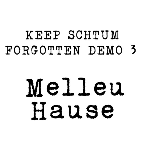 Keep Schtum - Melleu Hause [Demo] (4000 Followers Free Download Thank You)