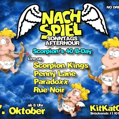 Penny Lane - Nachspiel @ Kit Kat Club Berlin ( Scorpion s 40. Birthday !!! ) - 3