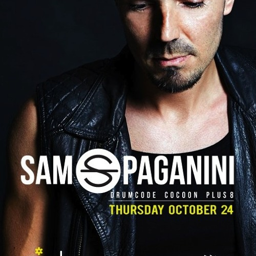 Sam Paganini Live At Cielo NYC (October 24th 2013)