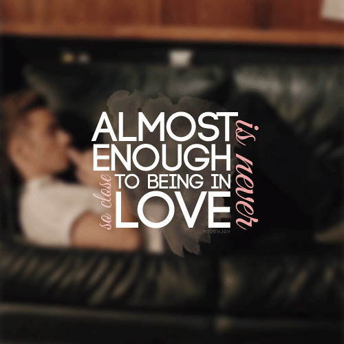 Almost Is Never Enough ft. Rhap Salazar