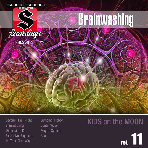 SUB011 Kids On The Moon - Brainwashing / Preview