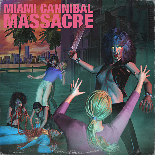 Nightcrawler Diary of a serial killer / Miami Cannibal Massacre Compilation