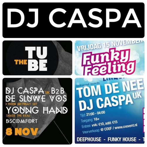 DJ CASPA UPFRONT AND PERSONAL VOL 30…30.10.13