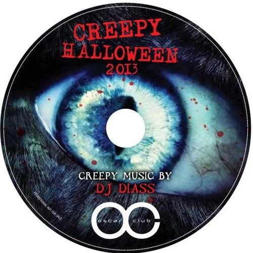 DJ Diass Creepy Halloween Mix @ Oscar Club 31.10.2013