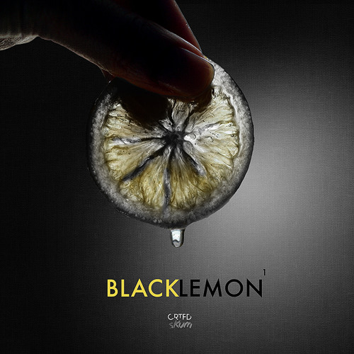 CRTFD SKUM - Black Lemon Vol. 1