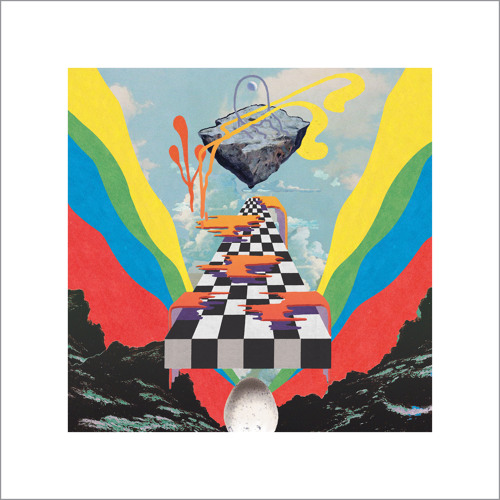 "Guerilla Toss ""Trash Bed"""