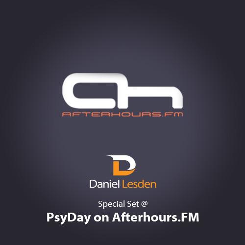 Daniel Lesden - Special Set @ PsyDay on Afterhours.FM