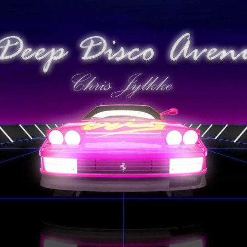 Chris Jylkke - Deep Disco Avenue [Oct Mix]