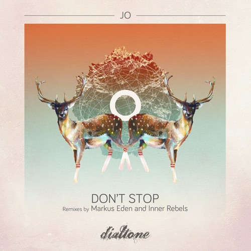 Jo - Can't stop (Markus Eden Remix) - Snippet - (Dialtone records)
