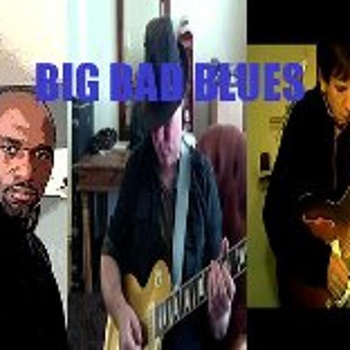 BIG BAD BLUES - Chris Reid Ft. Remco Heemskerk And Brice Cross