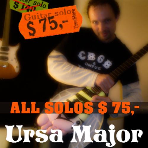 ALLguiTARsolos$75,- by UrsaMajor (BestBuy)