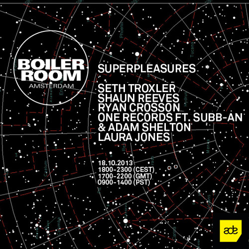 Seth Troxler B2B Shaun Reeves B2B Ryan Crosson 2 hour 40 min Boiler Room mix