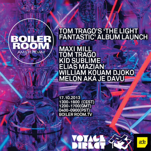 William Kouam Djoko 40 min Boiler Room mix