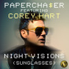 Papercha$er feat. Corey Hart - Night Vi$ion (Sunglasses) (Futuristic Mix)