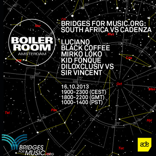 Luciano 60 min Boiler Room mix