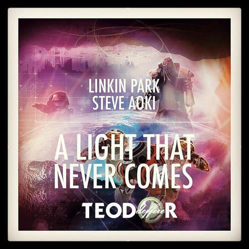 A Light That Never Comes - Linkin Park // Steve Aoki (TDFR Rmx)