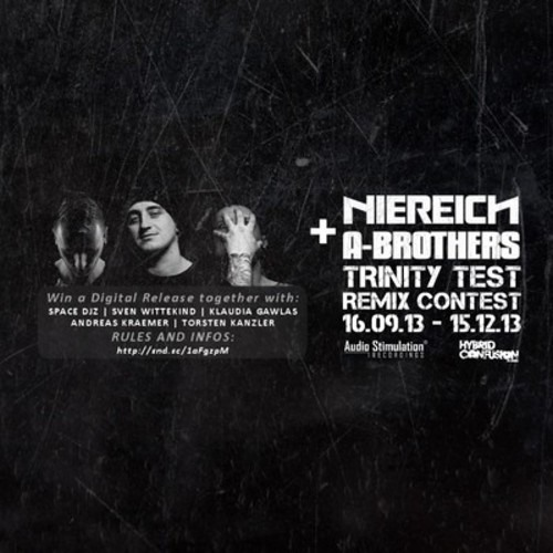 Niereich & A - Brothers - Trinity Test (Plattenleger Remix Preview)-Remix Contest