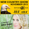 Alina Duwe Interview @ NEW COUNTRY SHOW NOVEMBER