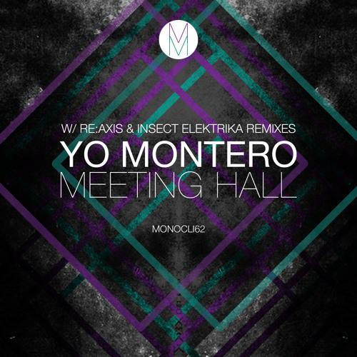 Yo Montero - Pixel (Original Mix) [MONOCLINE] Sample