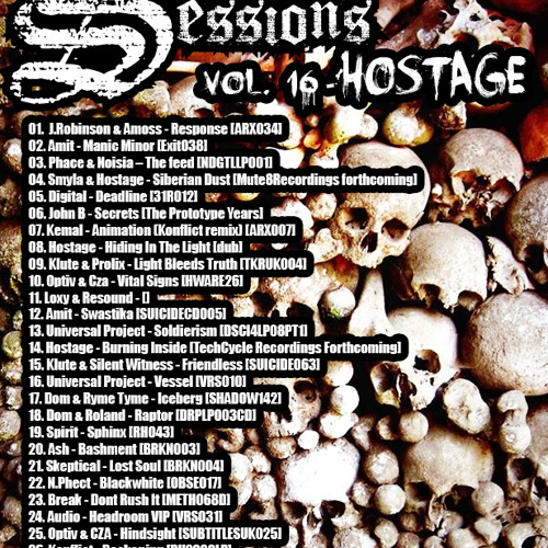 HOSTAGE - Suicide Sessions Vol. 16 [FREE DOWNLOAD]