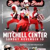 Battles Of The Bands @ The Mitchell Center (Sunday November 10)