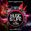Mighty Force Sound - Music Is Life Reggae Mix 2013