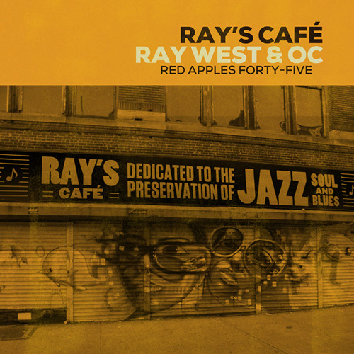 2. RAYS CAFE