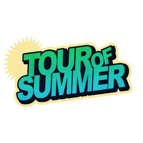 Tour Of Summer - Robyn Gold