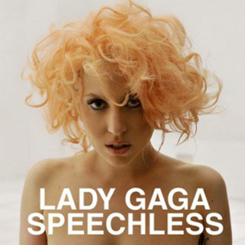 Lady GaGa - Speechless (cover)