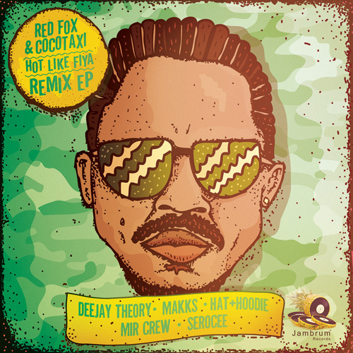 Red Fox & Cocotaxi - Hot Like Fiya (LiedersOfTheNewSchool Remix) FREE DOWNLOAD