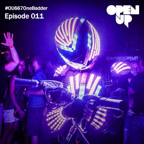 Simon Patterson - Open Up  - 011