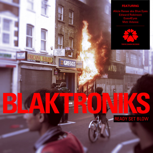 Blaktroniks - Special Kind Of Love feat. Alicia Renee' aka Blue Eyes
