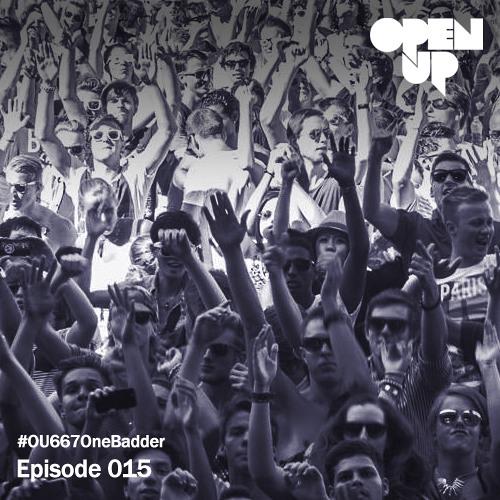 Simon Patterson - Open Up - 015 - Symbolic Guest Mix