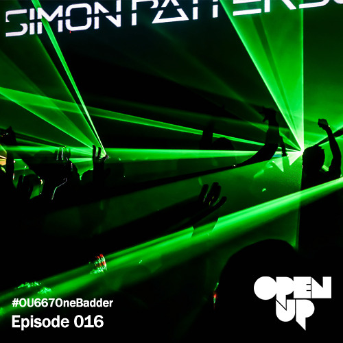 Simon Patterson - Open Up - 016