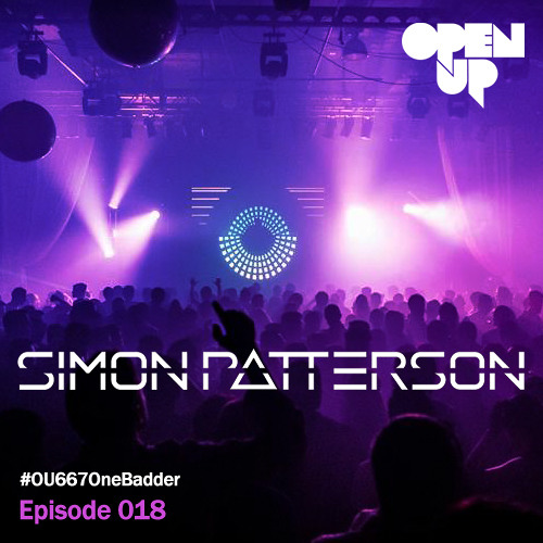 Simon Patterson - Open Up - 018 - Greg Downey & Interactive Noise Guest Mix