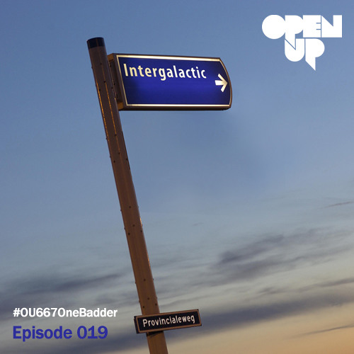 Simon Patterson - Open Up - 019 - Beatman and Ludmilla & Coming Soon Guest Mix