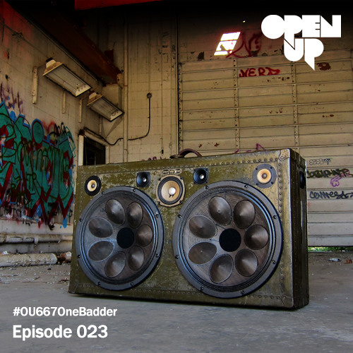 Simon Patterson - Open Up - 023 - Micky Noise & E-Clip Guest Mix