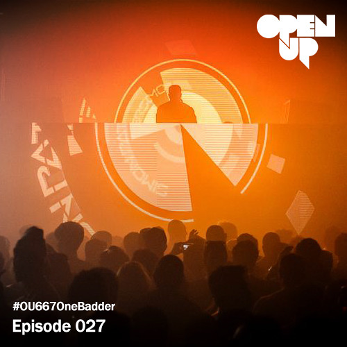 Simon Patterson - Open Up - 027 - Daniel Lesden & Adam Ellis Guest Mix
