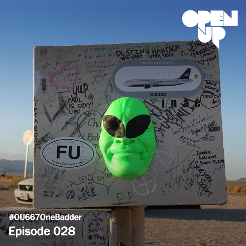 Simon Patterson - Open Up - 028 - Live from Avalon